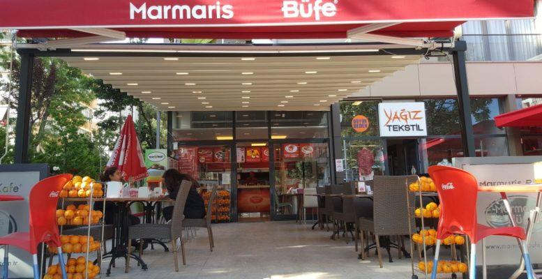 Marmaris Büfe