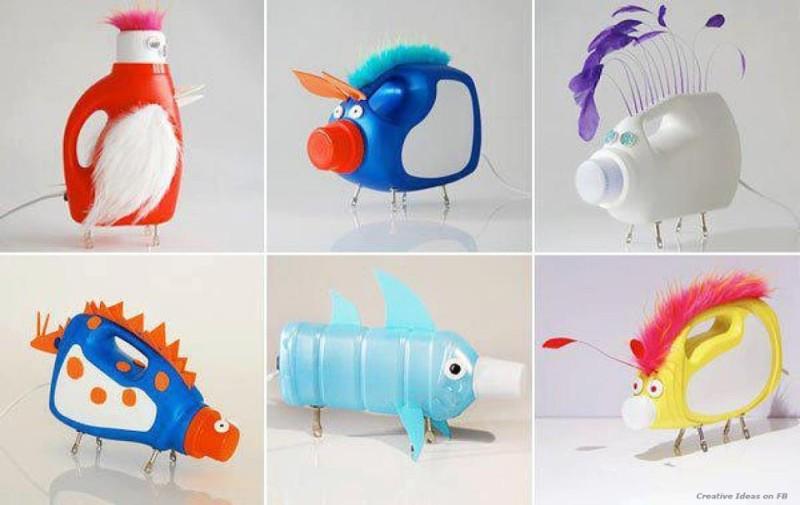 Plastik Süs Eşyaları