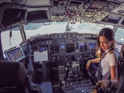 pilot-uçuş