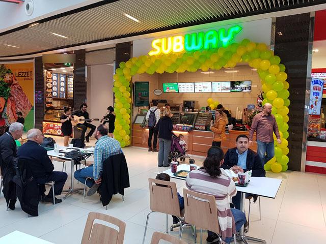 subway Bayilik