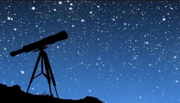 ay gözlem teleskop