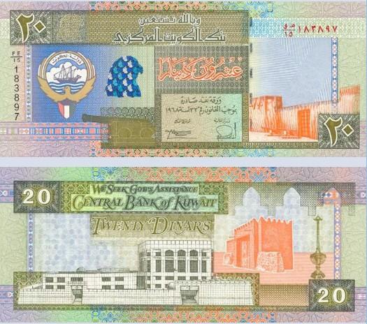 kuveyt dinar