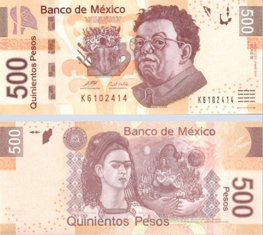 meksika peso