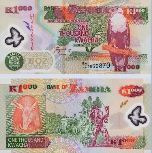 zambiya kwacha