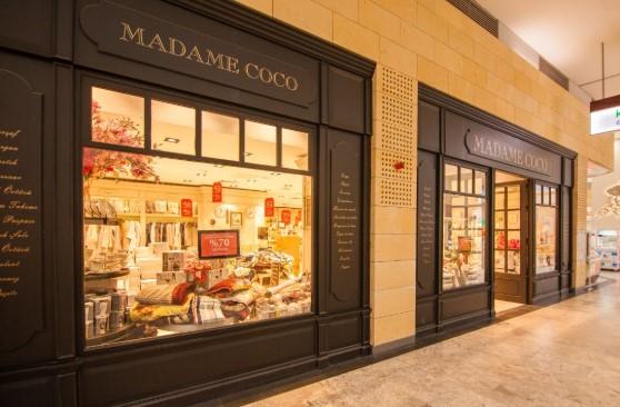 madame coco mağaza