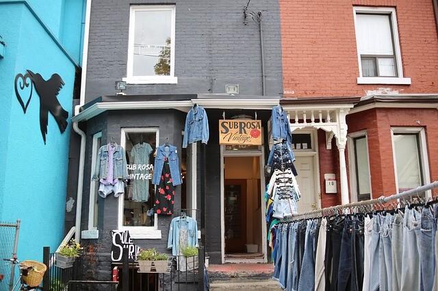 butik mağaza