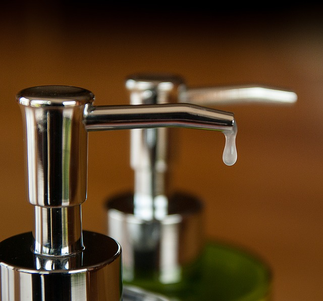 sıvı sabun imalathanesi