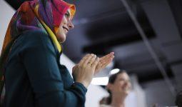 kadın girişimci destek