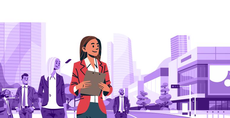 kadın girişimci